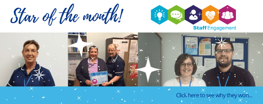 Star of the Month for October 2019