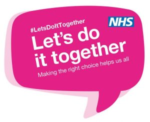 Let's do it together logo