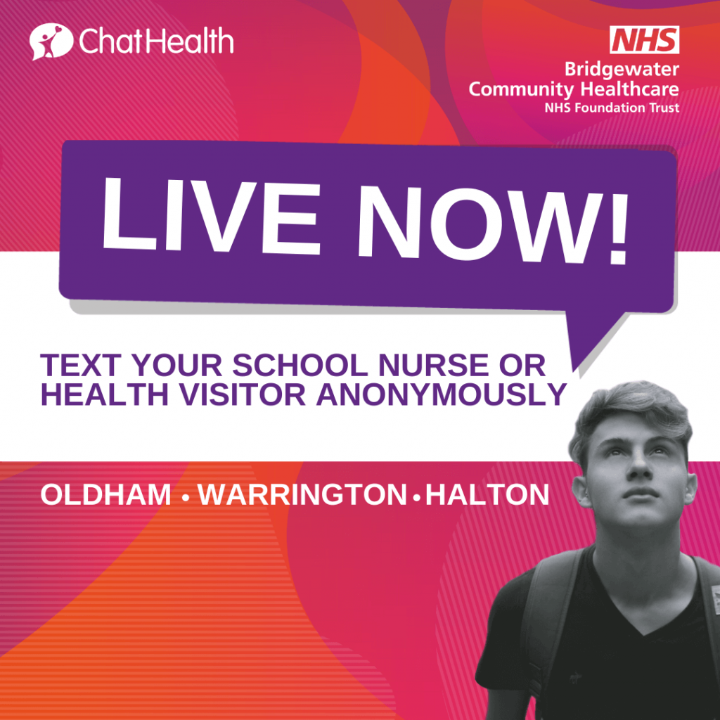 Chat Health is live now